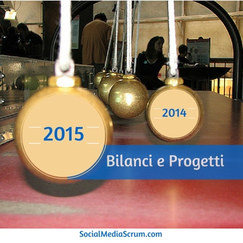Bilanci e progetti verso i rintocchi del 2015