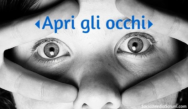 Occhi social customer service