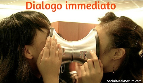 Dialogo immediato