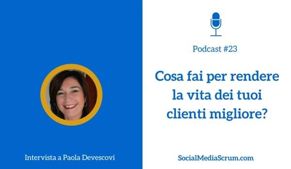 Siamo tutti brand: intervista a Paola Devescovi