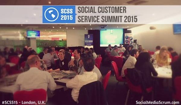 Le aziende raccontano il social customer service al #SCSS2015