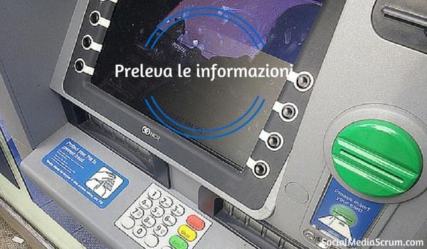 Preleva informazioni