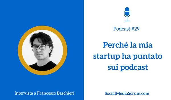 Quando podcast fa rima con startup