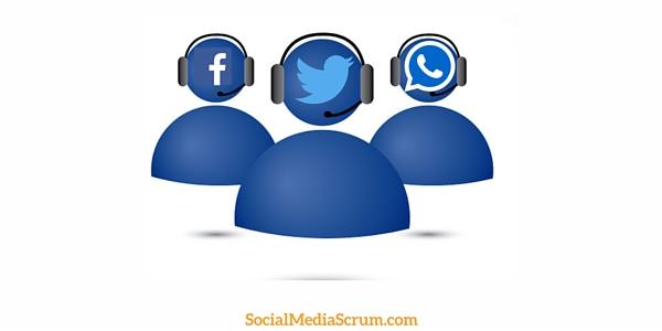 Come selezionare il Social Customer Service team