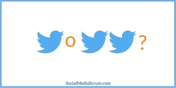 Gli account Twitter per la tua azienda