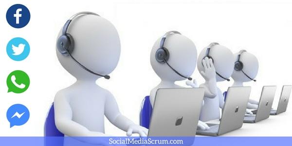 Come integrare social e app nel servizio clienti