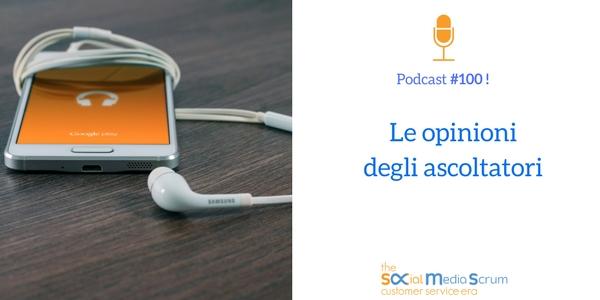 il podcast sul Social Customer Service