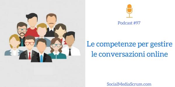 selezionare il team di social customer service