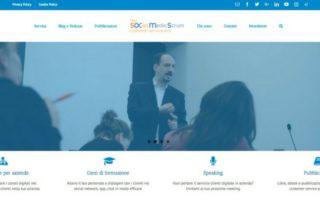 sito per fare Social Customer Service