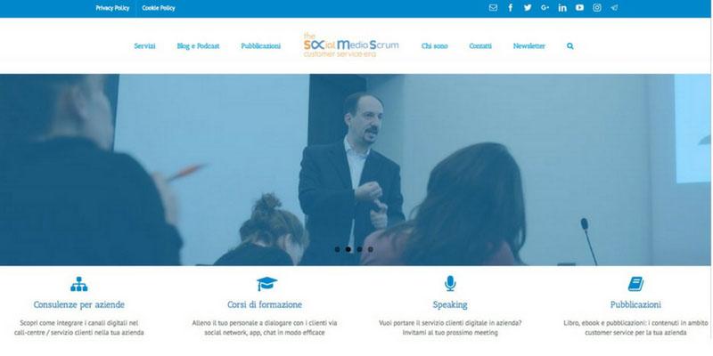 Il nuovo sito per fare Social Customer Service