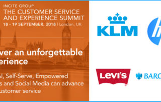 Customer Service Summit di Londra