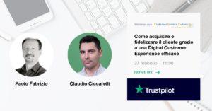 Webinar con Trustpilot