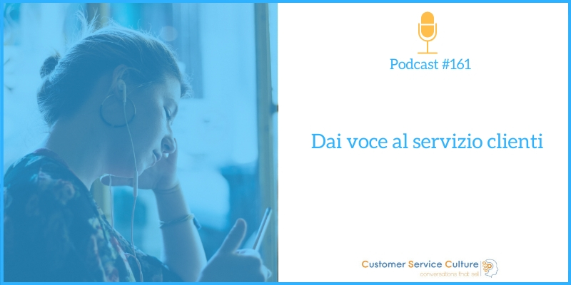 7 podcast sul customer service da condividere