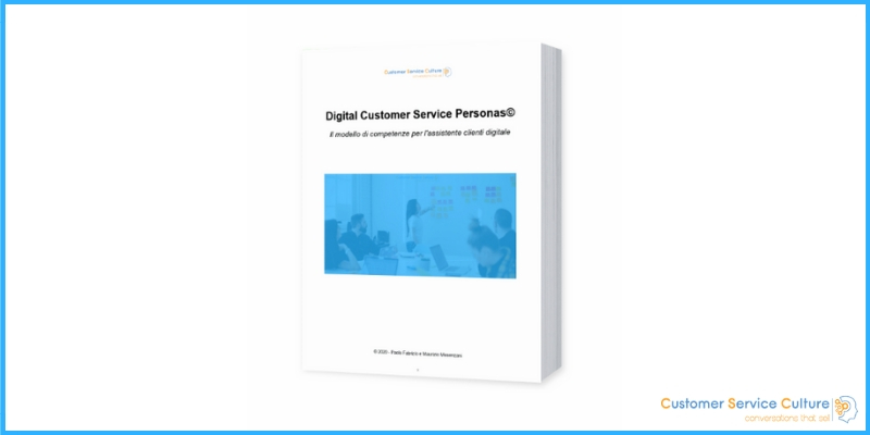 Digital Customer Service Personas [ebook]